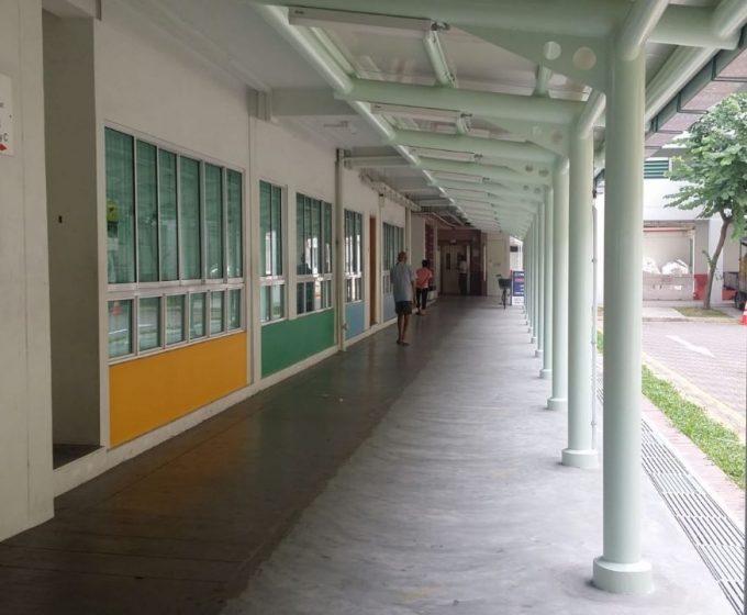 Linkway – Blk 13 Bedok South Road