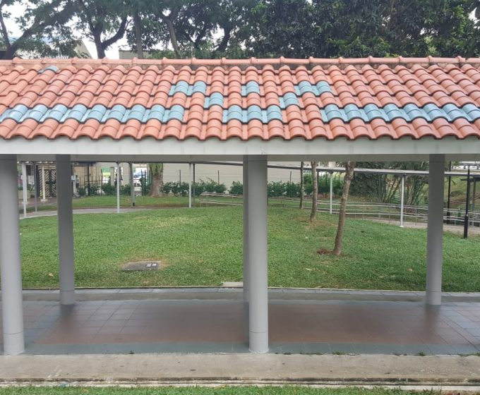 Sheltered Linkway – Blk 65 New Upper Changi Road