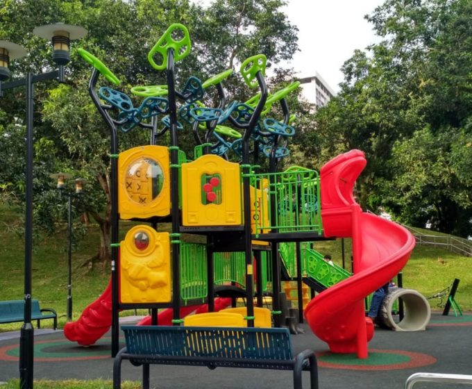 Upgrading of Existing Playground – Blk 140 Bedok North Street 2